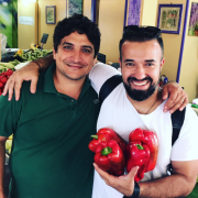 Mauro Colagreco et Vladimir Muhin retour en images sur l'événement de l'été sur la Côte d'Azur !