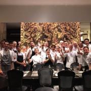 Mauro Colagreco en Russie pour un dîner à 4 mains avec Igor Grishechkin, chef du restaurant Kokoko