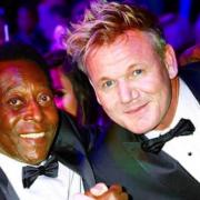 Les plus grandes stars au monde réunies au Award 2017 de GQ … dont Gordon Ramsay