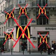 Dans le quartier Sentier/Montorgueil on ne veut pas du Mc Do géant !