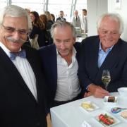 Les menus du chef Michel Rostang sur la compagnie Corsair