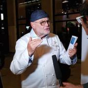 Michel Trama » Les bouffons de la cuisine, pour briser les barrières sociales «, lancement officiel hier soir à Paris