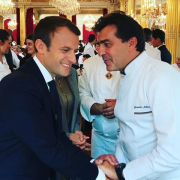 Déjeuner des Grands Chefs – Pic, Alléno, Savoy, Crenn, Heitzler, Gomez – Quelles images ont diffusées les acteurs du repas ?