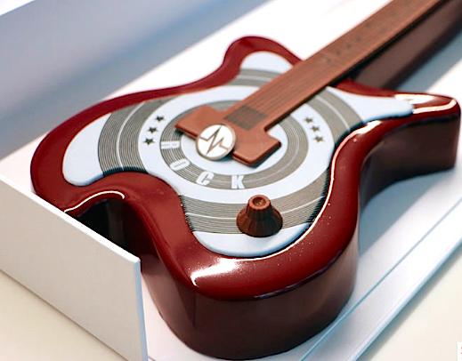 guitare pour débutante