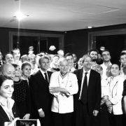 Gastrodiplomatie – Emmanuel Macron fait étape à Lyon à la table du chef Christian Têtedoie