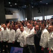 Alain Ducasse » Nous devons récupérer notre pouvoir d'influence » – Le Collège Culinaire de France tenait sa rencontre annuelle aujourd'hui
