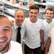 Geev's Projet – Départ aujourd'hui des 3 jeunes gastronomes pour un périple gastronomique, environnemental et éducatif