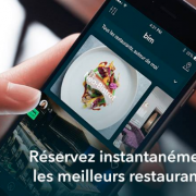 BIM l'application qui bouscule le secteur de la réservation de tables sur le net, et qui veut devenir un média qui compte