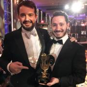 Valrhona décerne le prix de Meilleur Pâtissier au Monde 2017 à Cédric Grolet à NYC