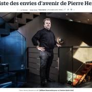 Les envies du pâtissier Pierre Hermé pour 2018