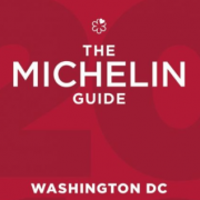 Présentation officielle du Guide Michelin Washington DC 2018