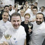 Martín Berasategui «être classé meilleure table TripAdvisor en Espagne est une aubaine commerciale»