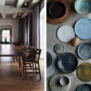 500 lots de mobilier et de vaisselle du NOMA en vente aux enchères