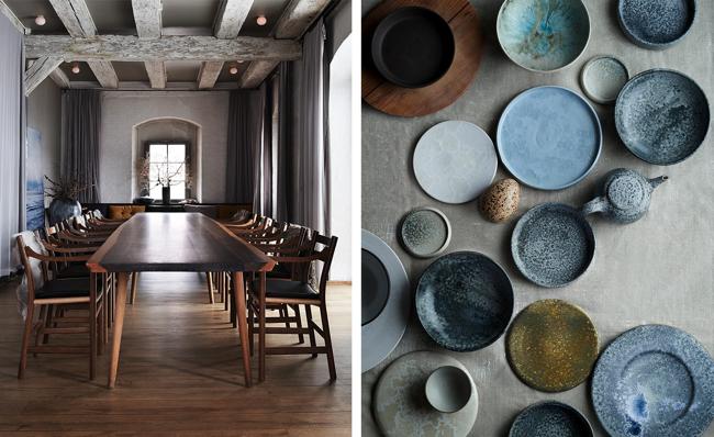 a4dea675b7d 500 lots de mobilier et de vaisselle du NOMA en vente aux enchères - Food    Sens