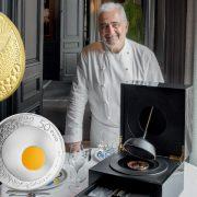 La gastronomie et la cuisine française frappées dans la Monnaie