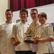 Philippe Mille à la manoeuvre pour le Trophée Mille 2017 – Le Japon emporte le premier prix