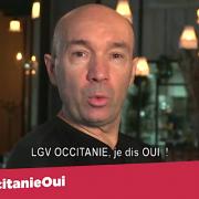 Les chefs Laurent Pourcel et Gilles Goujon se mobilisent pour défendre la ligne LGVOccitanie