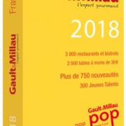 Gault&Millau France 2018 – 3 chefs obtiennent la note maximum de 19,5, Le Squer, Guérard et Renaut