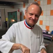 Quand la presse people s'intéresse aux kilos en trop de Jean-François Piège et Joël Robuchon