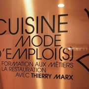 """Thierry Marx crée TRAITEUR T – """"une belle histoire dans l'économie sociale """" – elle aura son enseigne sur les Champs Élysées"""
