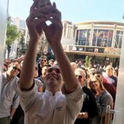 Dominique Ansel a ouvert cette semaine à Los Angeles