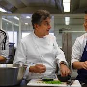 Régis et Jacques Marcon – » Cuisine et Descendances » – 52 minutes de pur bonheur
