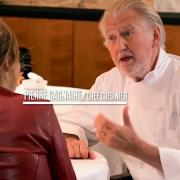 L'ART FOOD – Pierre Gagnaire » La cuisine je ne savais pas ce que j'allais en faire, car je n'aimais pas ça … «