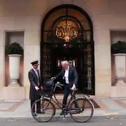Christian Le Squer chef 3 étoiles au Georges V à Paris – » je n'ai pas changé… «