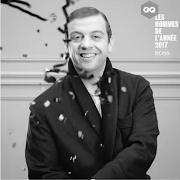 GQ décerne le titre de – Homme de l'année – dans la catégorie cuisine au chef Alexandre Gauthier