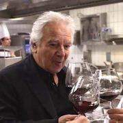 Pierre Arditi et Alain Solivérès au Taillevent pour un accord singulier mets et vins