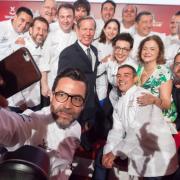 Soirée des étoiles Michelin Espagne/Portugal 2018 … en images