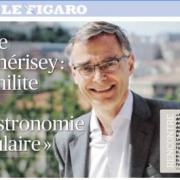 Gault & Millau a aujourd'hui un visage : Côme de Cherisey