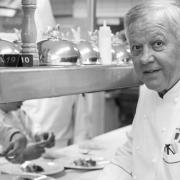 La cuisine du chef Georges Blanc à Gstaad pour la saison d'hiver