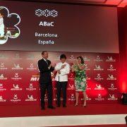 Michelin Espagne et Portugal 2018 – 2 nouveaux trois étoiles – ABaC du chef Jordi Cruz & Aponiente du chef Angel Leon