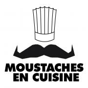 Chef à moustache, chef solidaire. Chef, ou pas, Rejoignez vite «Movember»