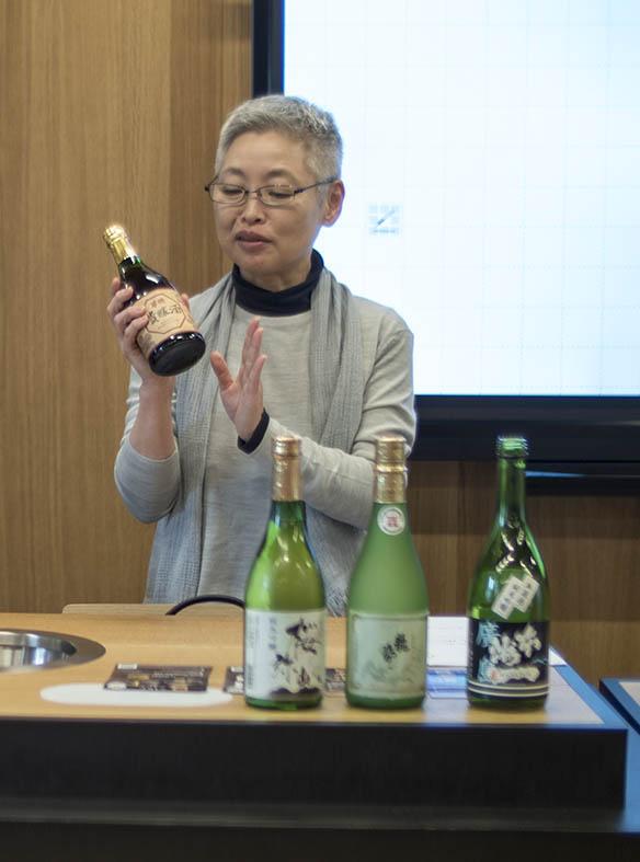 sakés de hiroshima