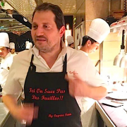 David Rathgeber à Hong Kong au Four Seasons