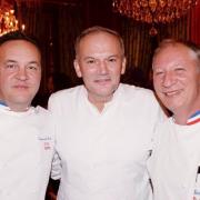 La semaine des chefs, depuis leurs cuisines ou au bout du monde ils animent la toile #14