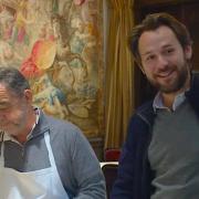 Bernard Pacaud et Mathieu Pacaud : «Ce n'est pas difficile de travailler avec son père ? » «Non, mais c'est difficile de travailler avec son fils «