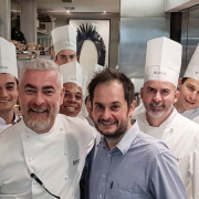 Alexandre Couillon – escapade culinaire au Brésil – Abrigado les Chefs !