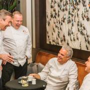 Autour de la table – Daniel, Jean-Georges, Éric et Jacques, ces français qui ont réussis à NYC