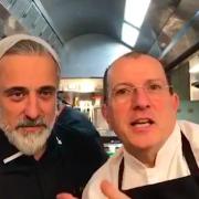 Sergi Arola & Alain Caron … rendez-vous en avril prochain au W Verbier pour le Festival Haute Cuisine 2018