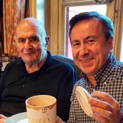 Un rituel pour le chef Daniel Boulud quand il rentre en France : rendre visite à Monsieur Paul