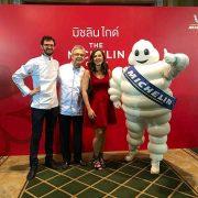 Michelin 2018 Bangkok – 3 restaurants obtiennent 2 étoiles, 13 se voient octroyer 1 étoile, dont un restaurant de rue