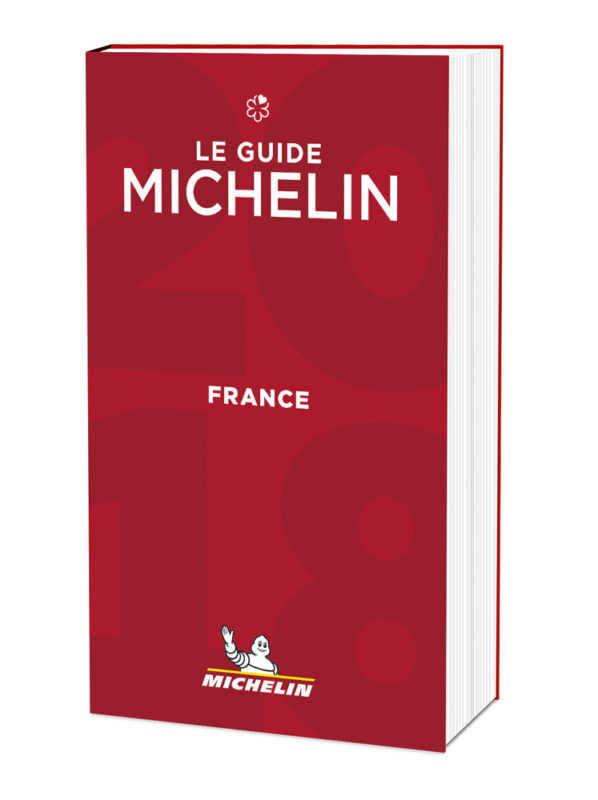 Risultati immagini per guida michelin francia 2018