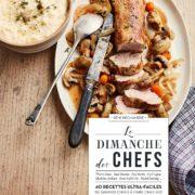 Livres de recettes faciles – «Le dimanche des chefs» & «Le manuel du garçon boucher