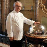 Le chef italien Gualtiero Marchesi s'en est allé rejoindre les étoiles de la haute cuisine