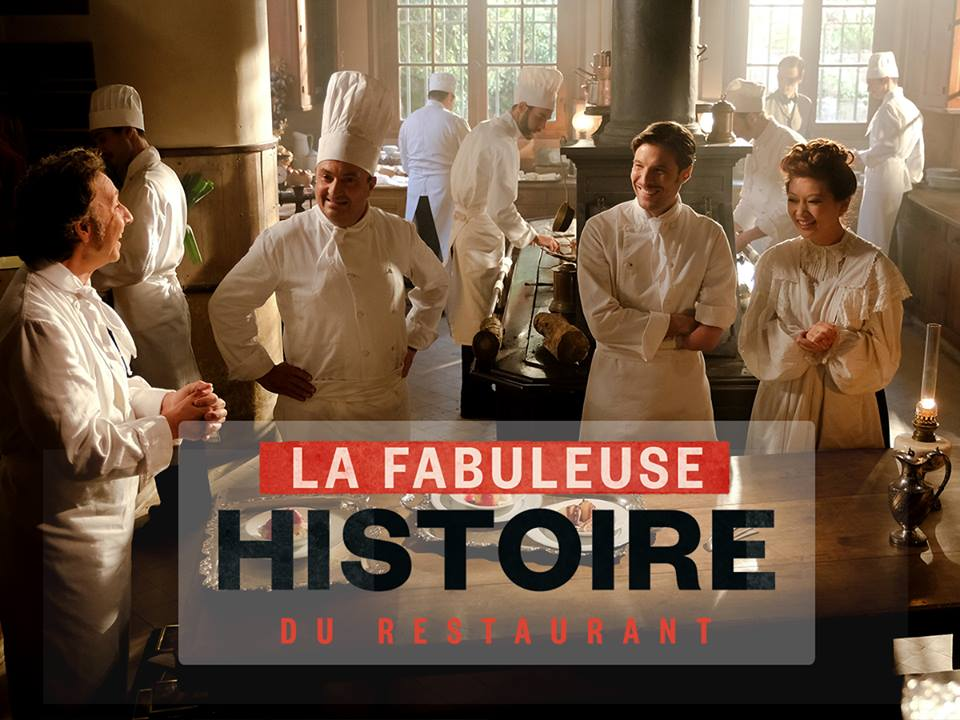 la fabuleuse histoire du restaurant ce sera le 13 f vrier prochain sur france 2 ne pas. Black Bedroom Furniture Sets. Home Design Ideas