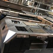 La nouvelle cuisine du Pavillon Ledoyen, les premières images