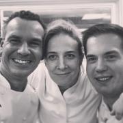 La chef Amandine Chaignot quitte Londres